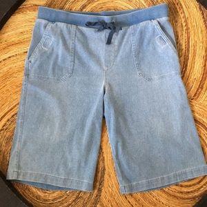 "Bandilino jeans ""micaela"" denim shorts"